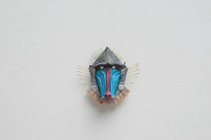 Mandrill mask (2013) -not for Sale-