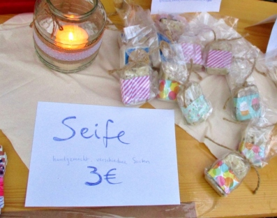 Soap Sale: Fundraising for Uganda